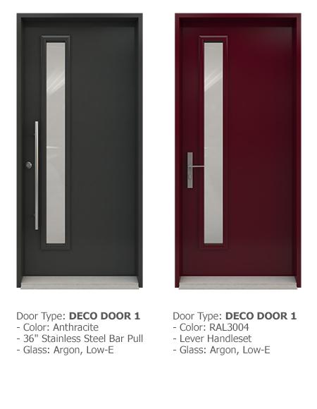 Deco Doors 01