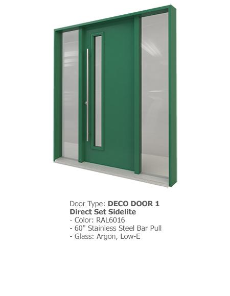 Deco Doors SDS 01