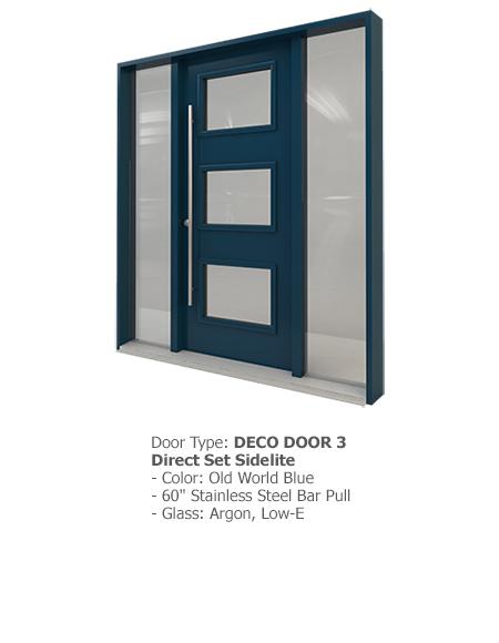 Deco Doors SDS 03