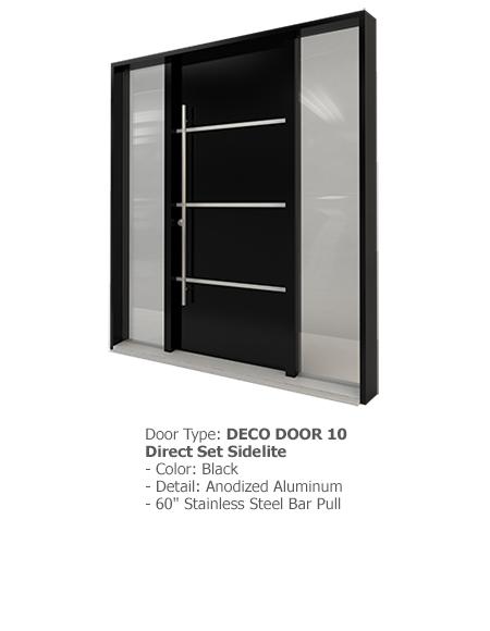 Deco Doors SDS 10