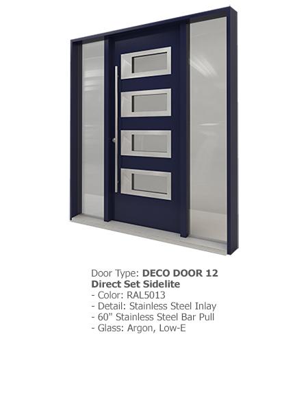 Deco Doors SDS 12