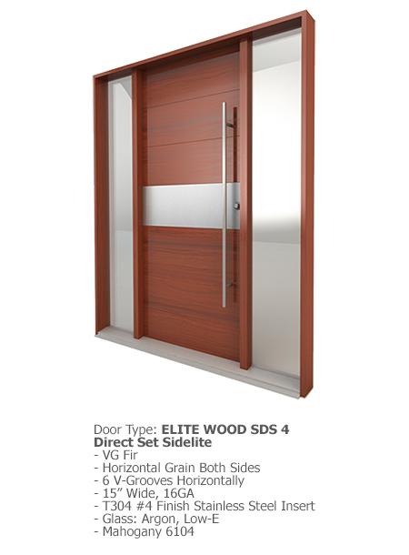 Elite Wood SDS 04