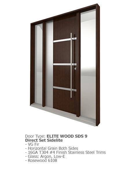 Elite Wood SDS 09