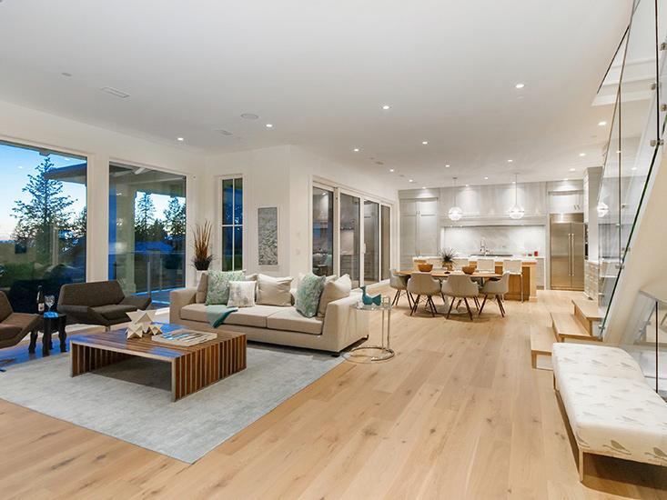 Custom Homes Amazing Features Westeck Windows And Doors