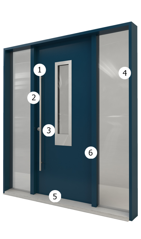 Deco Door - Technology and Accessories