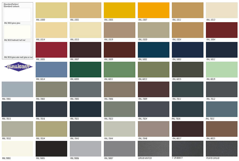 Elite Plus Exterior Door Color Selection