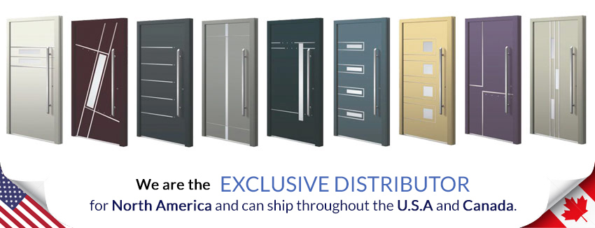 We Are The Exclusive Distributor for North America