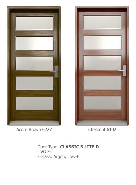 Classic Wood Exterior Doors 01