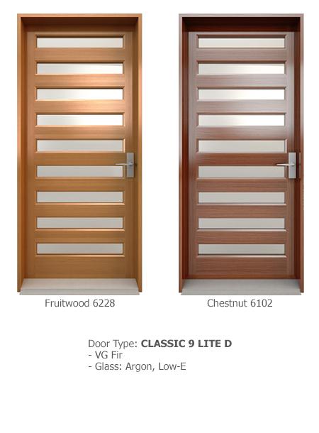 Classic Wood Exterior Doors 03
