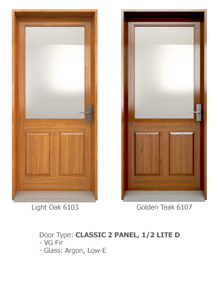 Classic Wood Exterior Doors 04