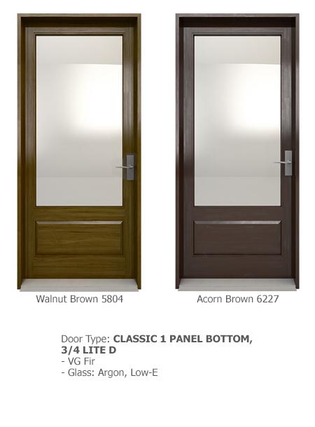 Classic Wood Exterior Doors 06