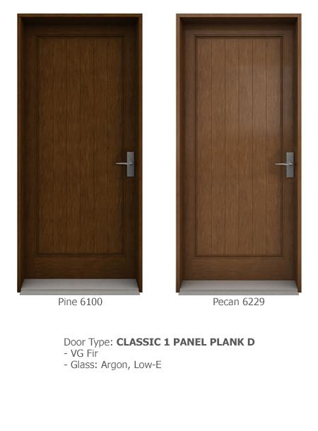 Classic Wood Exterior Doors 07