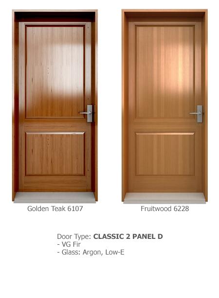 Classic Wood Exterior Doors 08