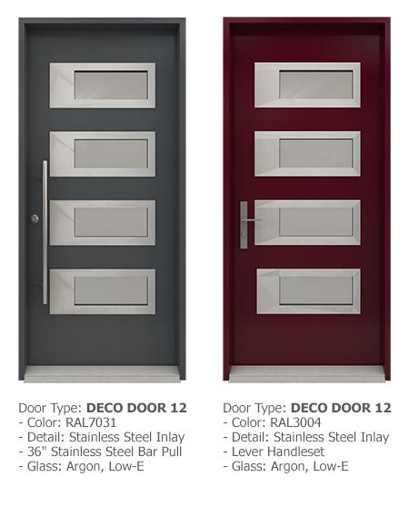 Deco Doors 12