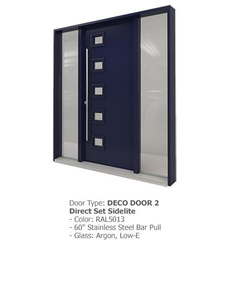 Deco Doors SDS 02
