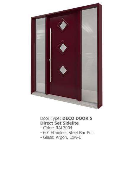 Deco Doors SDS 05