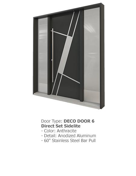 Deco Doors SDS 06