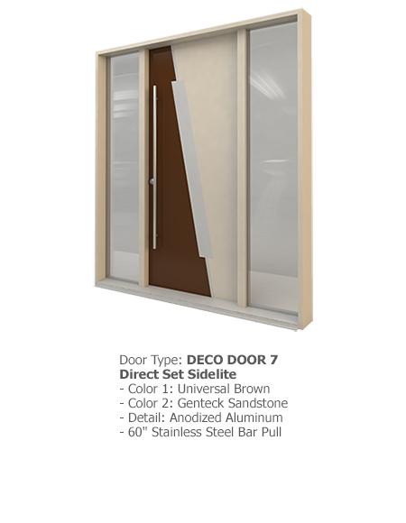 Deco Doors SDS 07