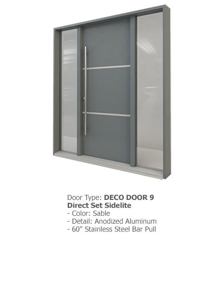Deco Doors SDS 09