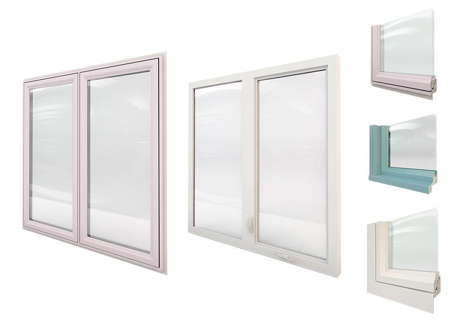 Vinyl Casement Windows