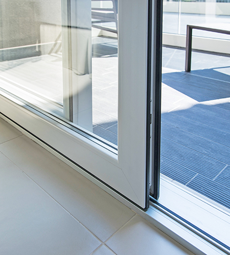 Vinyl LiftSlide Door