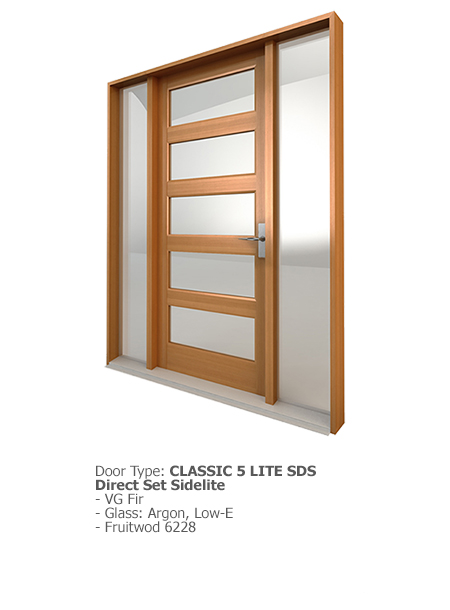 Westeck Classic Wood SDS 01