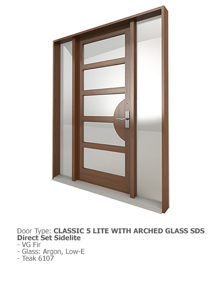 Westeck Classic Wood SDS 02