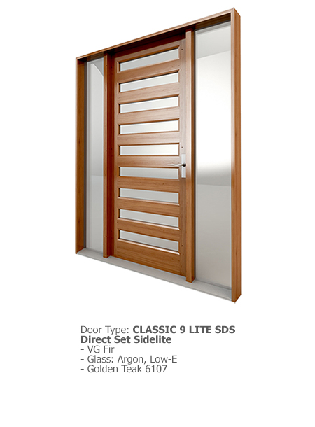 Westeck Classic Wood SDS 03