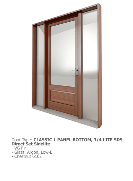 Westeck Classic Wood SDS 06