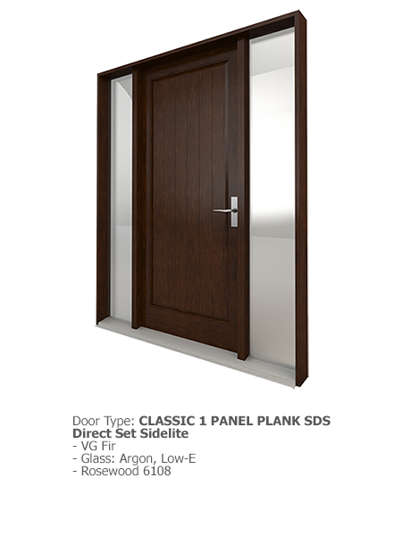 Westeck Classic Wood SDS 07