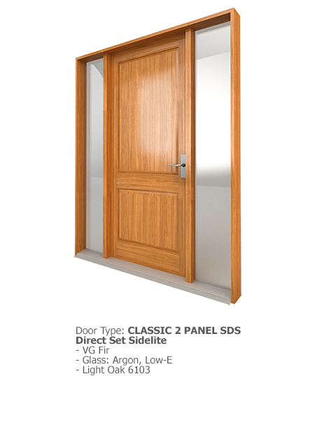 Westeck Classic Wood SDS 08