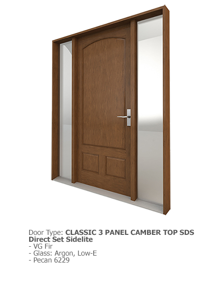 Westeck Classic Wood SDS 09