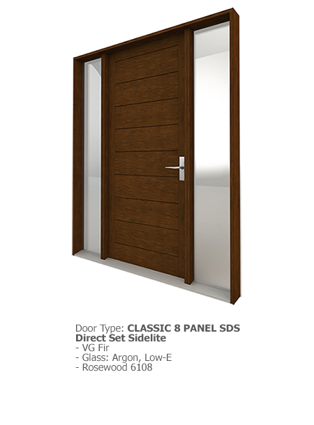 Westeck Classic Wood SDS 10