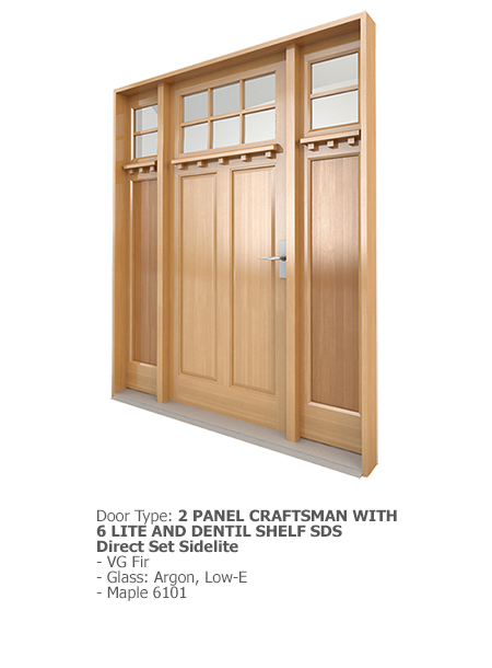 Westeck Classic Wood SDS 11