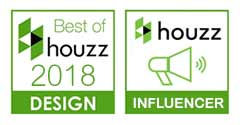 Best of Houzz 2018 - Design and Influencer Awards