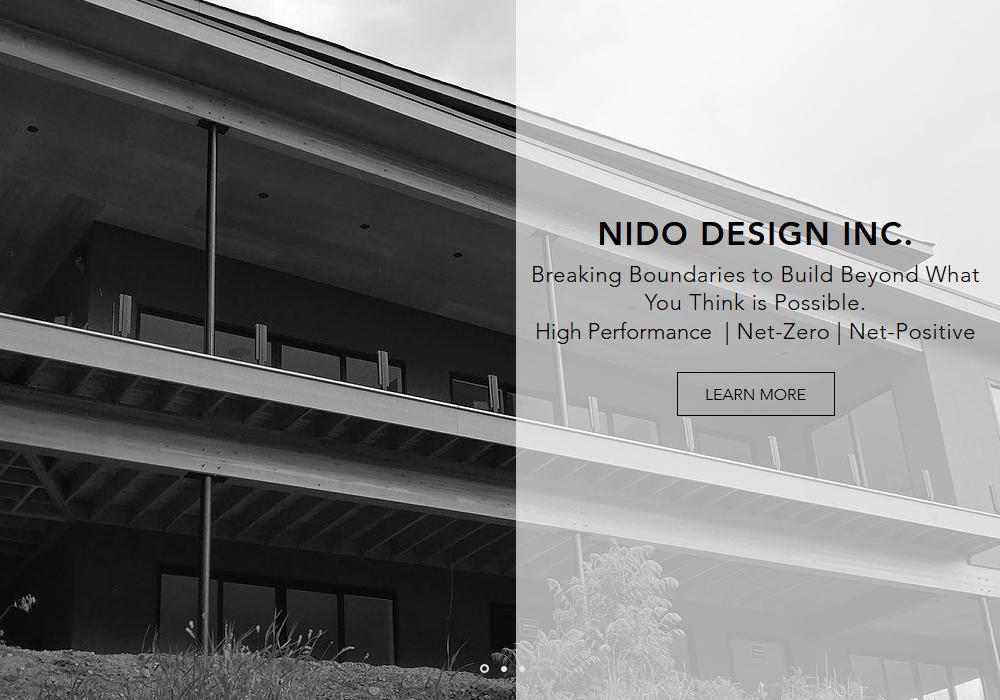 Nido Design Urges Step Code 3 In Kelowna Westeck Windows