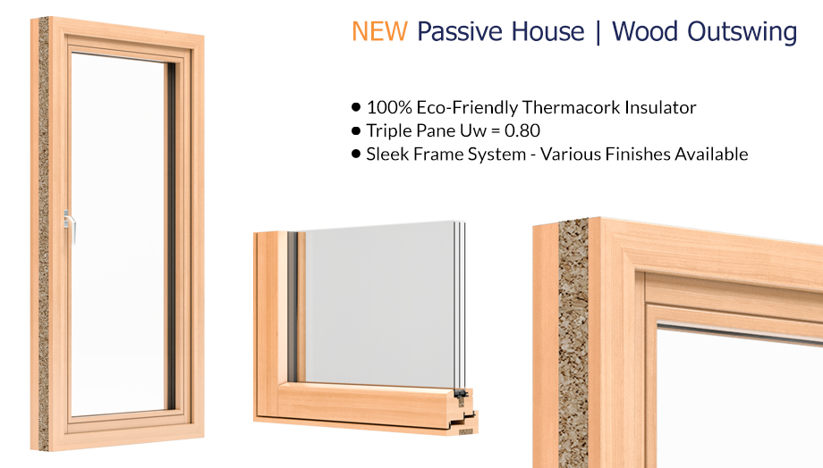 Westeck-Passive-House-Wood-Outswing