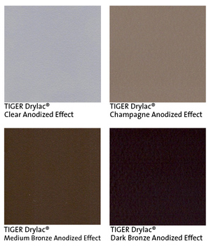 Anodized Colors