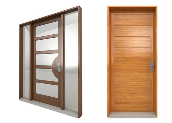 Classic Wood Doors