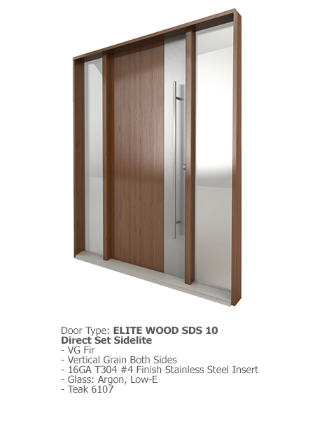 Elite Wood Doors SDS 10